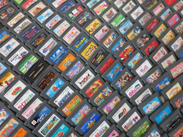 2. É viciado em comprar jogos de vídeo-game
