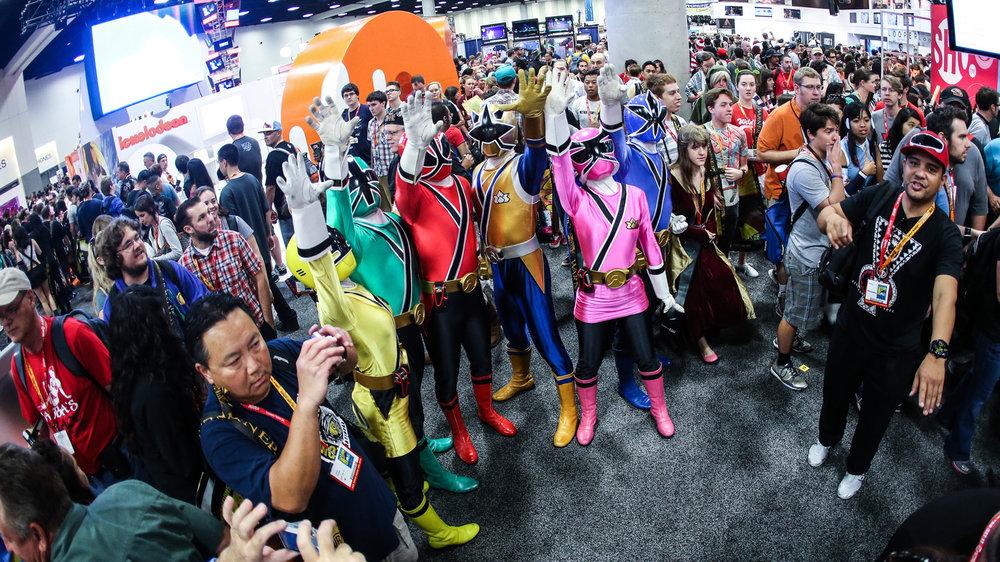 5 – Já participou de alguma edição da Comic Con Experience