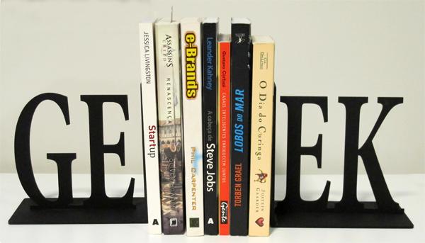 7. É apaixonado por livros