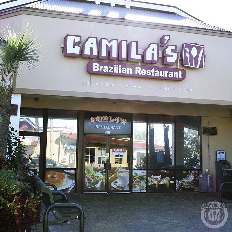 Camila's Restaurant em Orlando