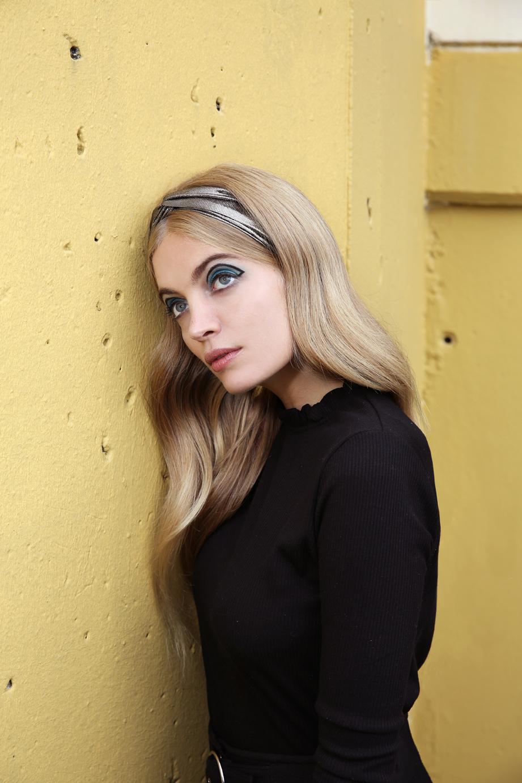 bandeau blondie