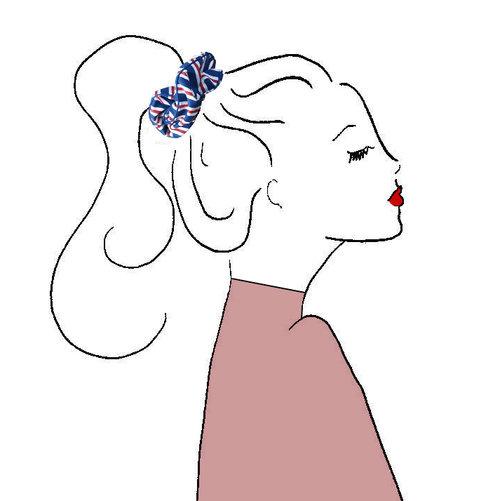 tuto-chouchou-cheveux-couette-haute-accessoires-cheveux-bleu-blanc-rouge-waterproof.jpg