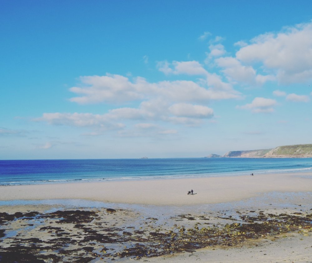 Sennen cove December 2016