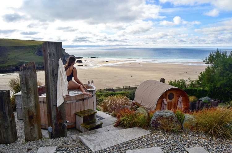 Scarlet Hotel Cornwall Review Newquay