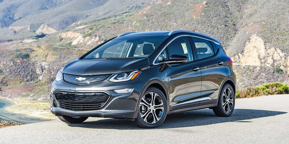 Chevy Bolt EV 1