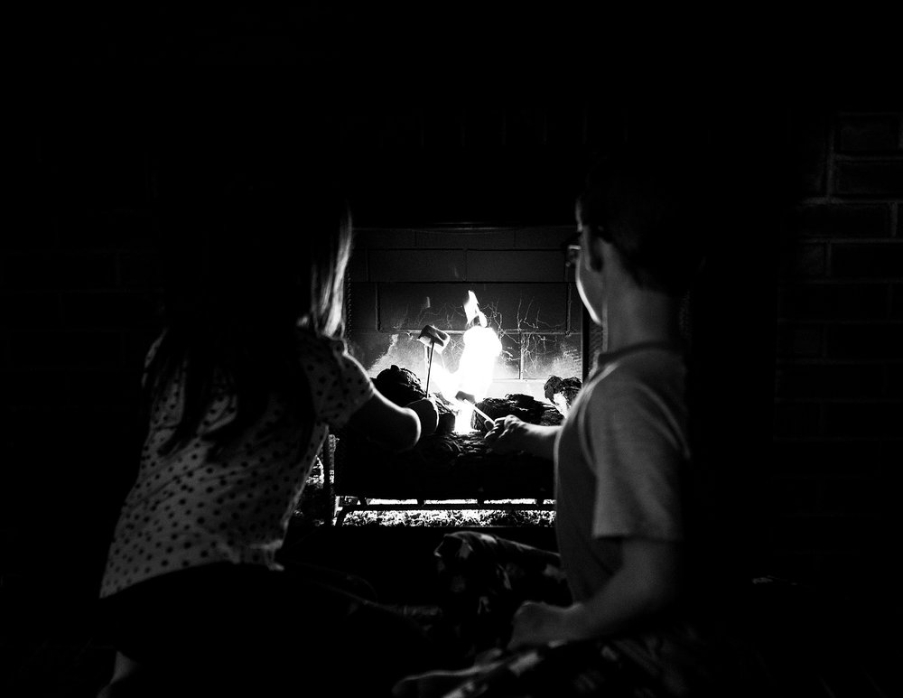 denver family photographer smores