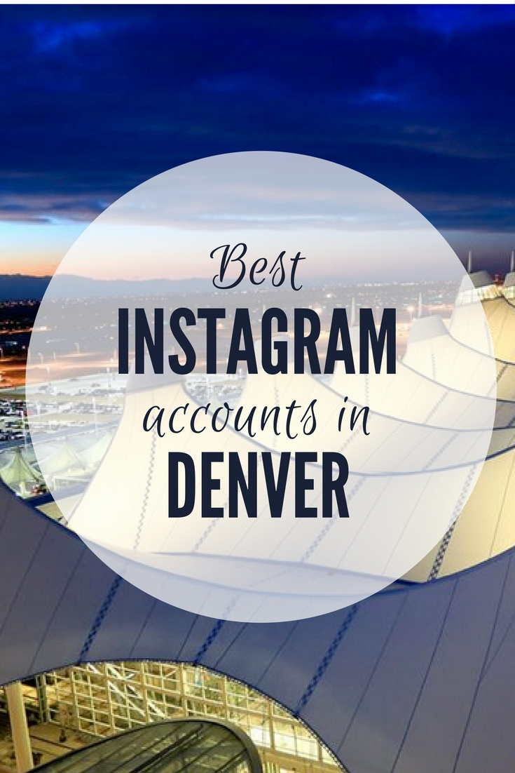Want to know the best people in Denver to follow on Instagram?  I've got you covered--from local magazines, photographers, and food and fitness bloggers.  Come check it out on the blog!  | Kristiina Craven Photography | Denver Newborn and Family Photographer.