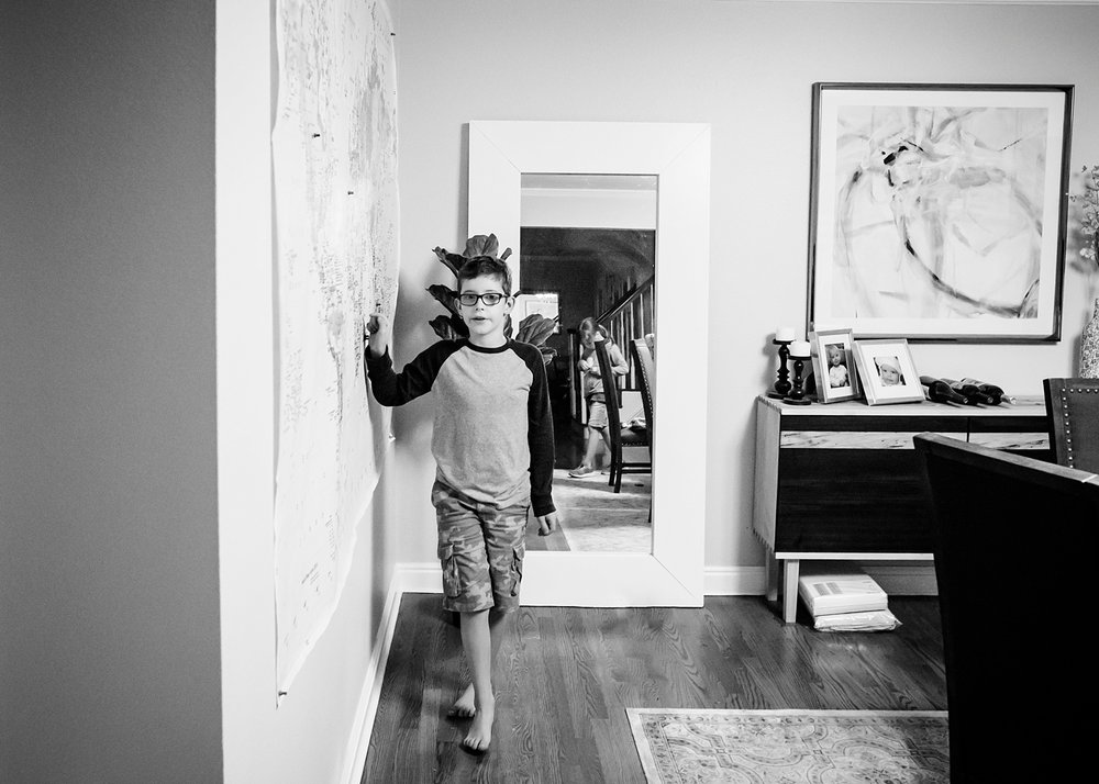 While thinking about our unschooling plan for the new year, we asked the kids to help us come up with some travel ideas! | GettingUnschooled.com