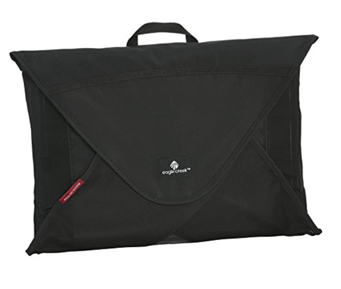 I can't wait to try this Eagle Creek Pack-It Garment Folder in size Medium for our next trip with the kids.  Anything to help keep us organized ;)  | GettingUnschooled.com