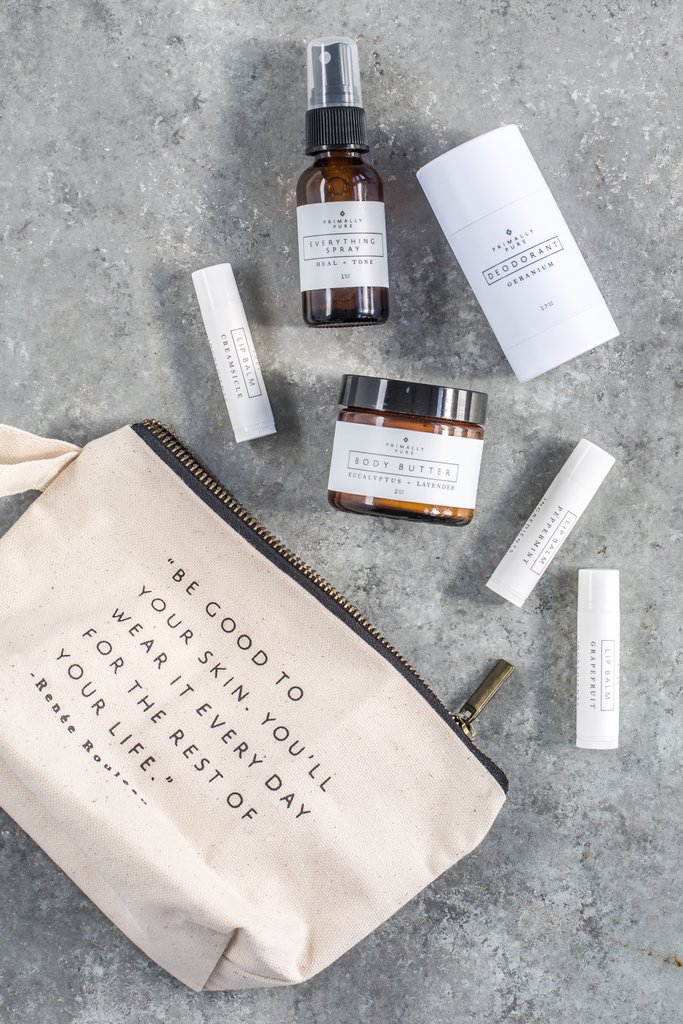 Want to know more about Primally Pure skincare?  I'm reviewing all of my favorites (and a few I didn't reorder) on the blog today! | GettingUnshooled.com | #greenbeauty
