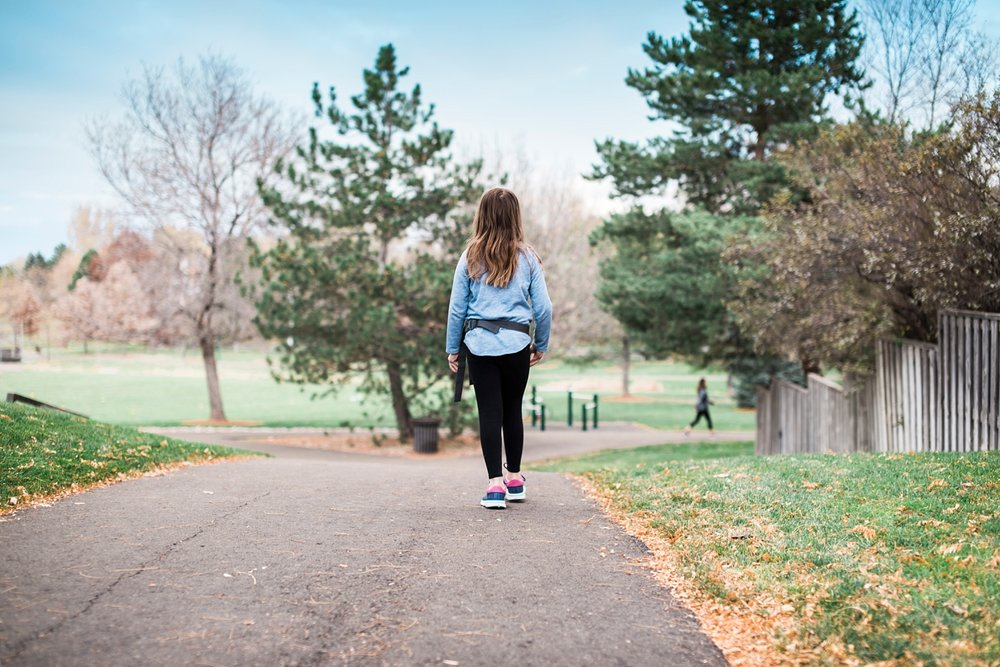 Unschooling allows for more adventuring and slow walks in nature. | Getting Unschooled is a blog where Kristiina Craven writes all about her family's transition to unschooling in Denver, Colorado.