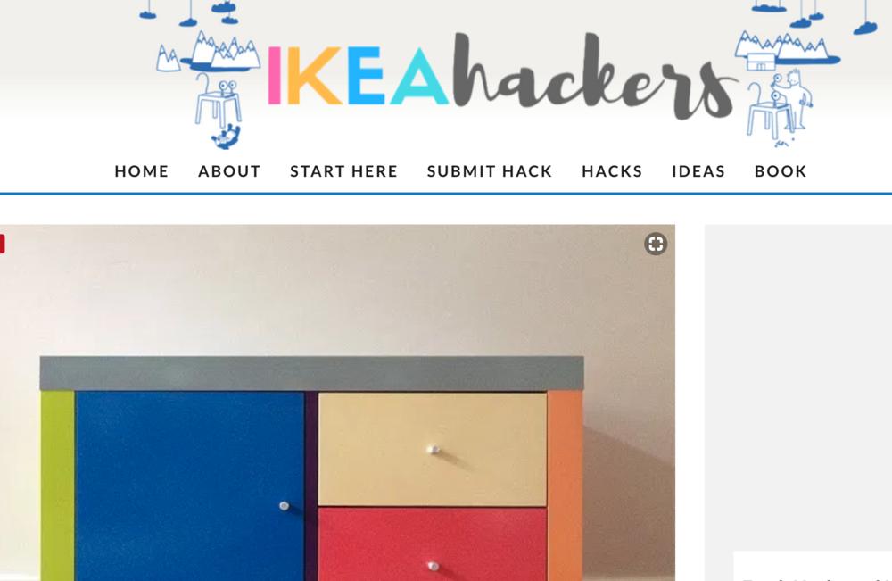 image:  IKEA HACKERS