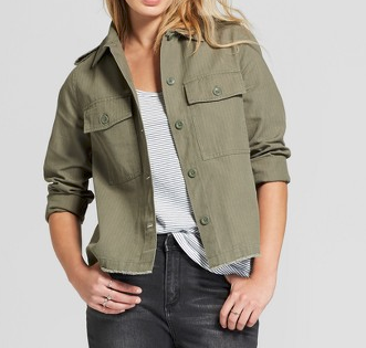i found it!  The PERFECT casual jacket for spring for my over-40 wardrobe!  Plus, it's from Target's Universal Thread line, so it's affordable.  | Getting Unschooled is a blog about unschooling, over-40 fashion, and non-toxic beauty.  Thanks for pinning!