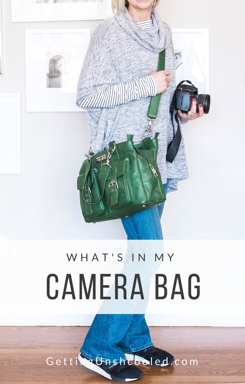 Camera bags can make great purses!  I loved reading about the different options for casual photographers to professional photographers!  Thanks for the repin :) | #photographygear #amateurphotographer #familyphotographer #gettingunschooled #unschooling