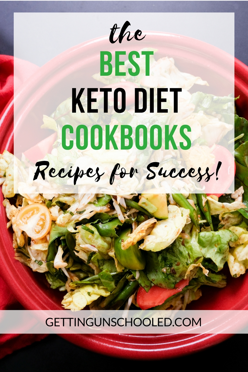 Want to become a fat-burning machine?  Check out the BEST selling Keto Diet Cookbooks for amazing low-carb recipes to make your ketogenic journey a breeze!  GREAT LIST!! :)