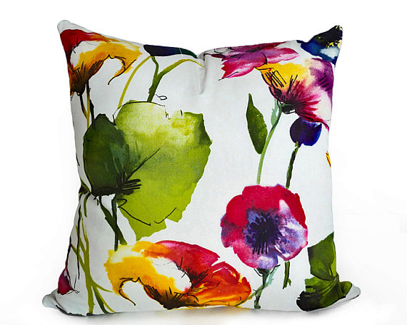 spring-decorating-ideas-flower-throw-pillow-getting-unschooled.jpg