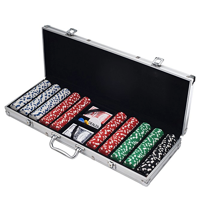 Who couldn't use a poker chip set?  A round up of cool Father's Day Gifts is on Getting Unschooled today!