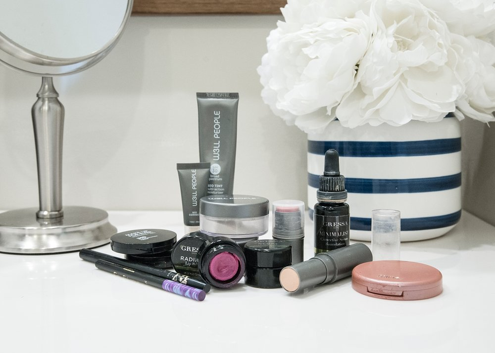 Looking for clean beauty options and you're an over 40 woman?  I've got you covered in today's post all about green beauty that also cares for aging skin!