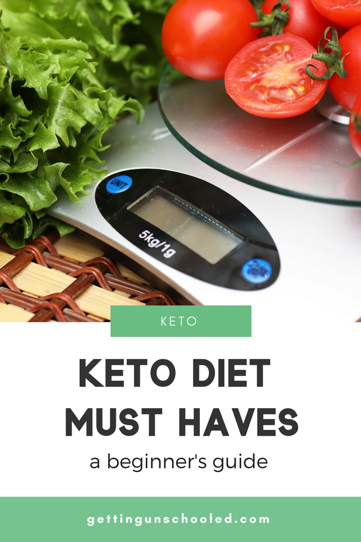 The ultimate list of keto diet must haves--for beginners!!  Check out these great ideas to have a successful keto diet :) Thanks for pinning!! #ketodiet #keto #lowcarb