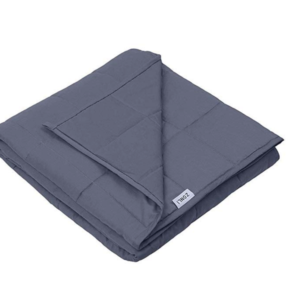 ZonLi Soft Weighted Blanket