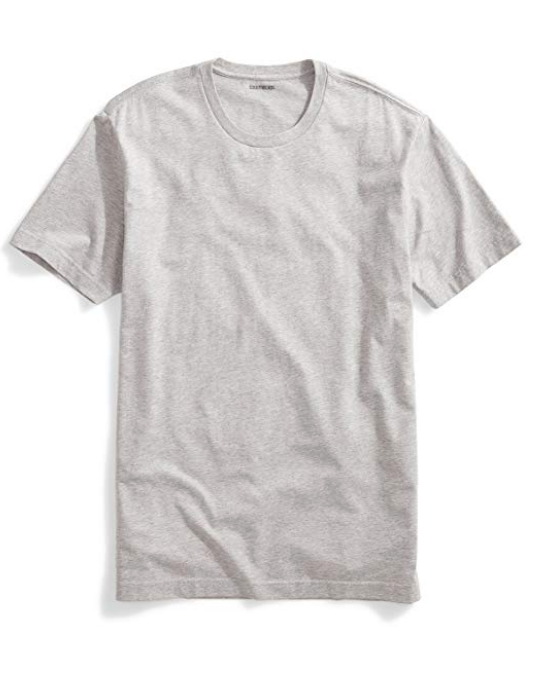 This grey Goodthreads t-shirt is highly rated and only $12!  Amazon Fashion is really making waves with classic lines and budget-friendly prices.