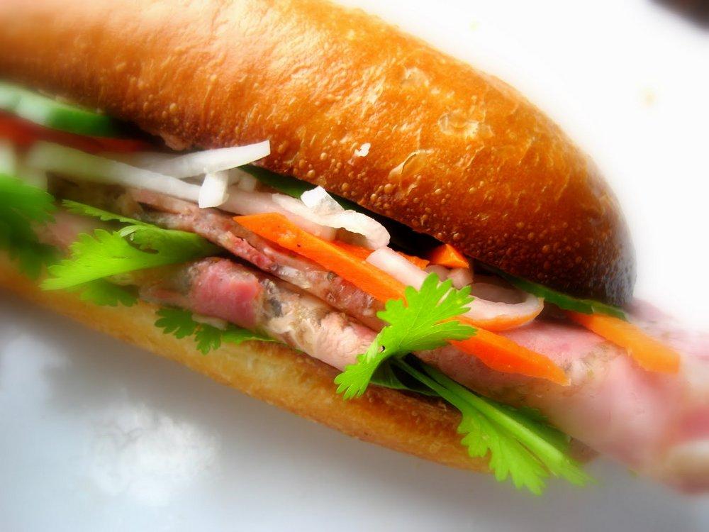 Banh Mi Sandwich #3