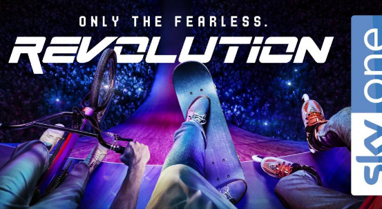 REVOLUTION | 2018 | 8x60' | SKY ONE / SKY Q UHD