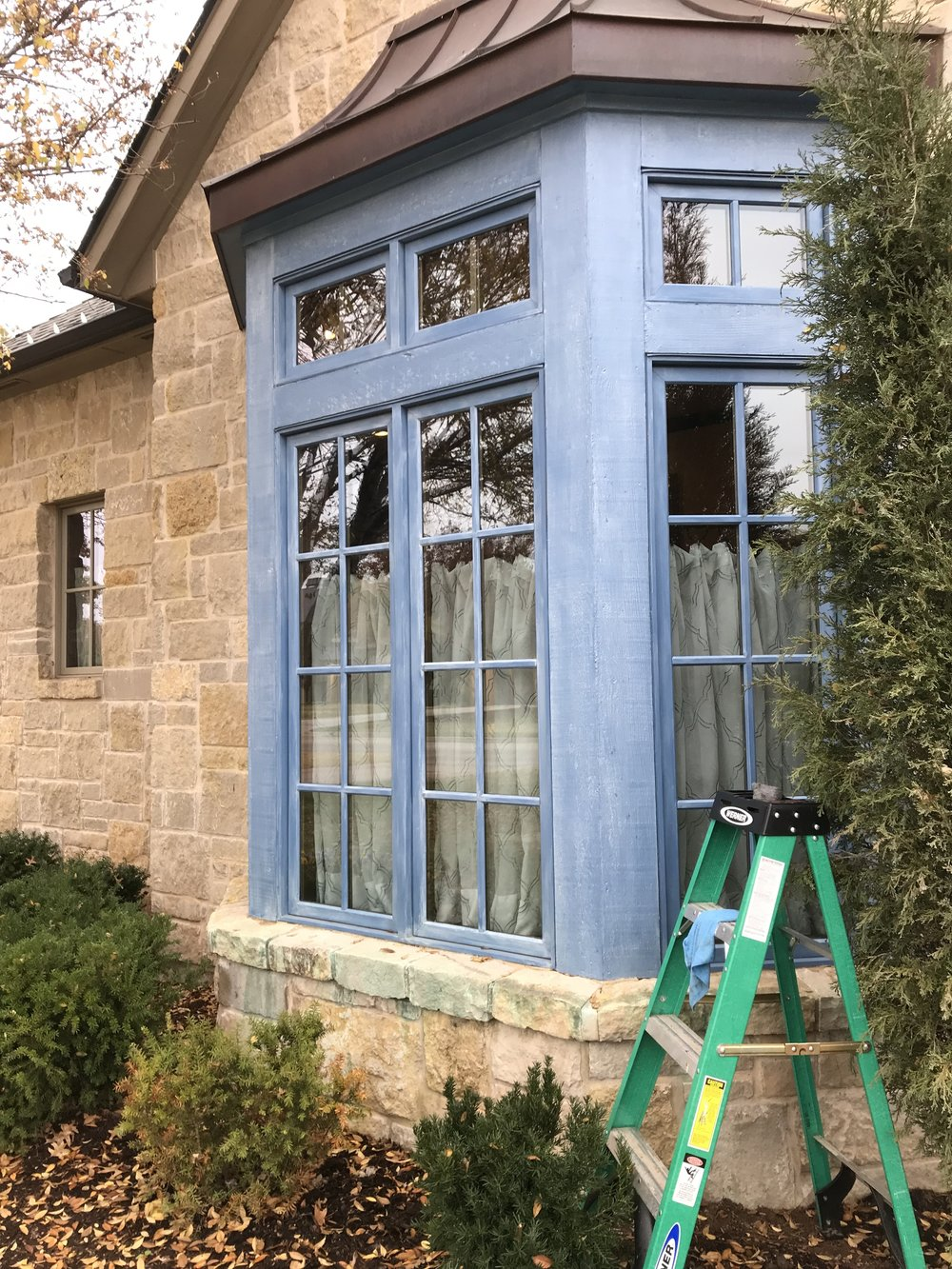 French Pane Window Cleaning