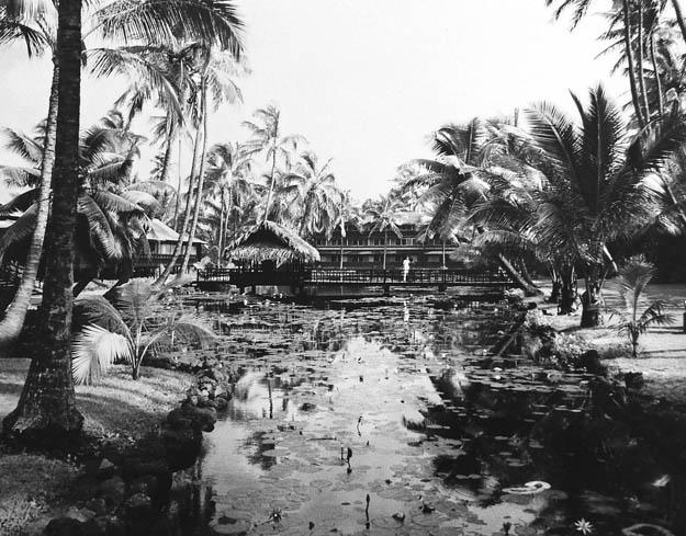 Coco Palms lagoon