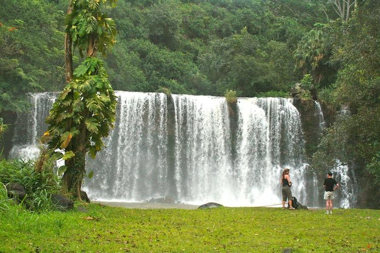 Kilauea Falls, Kaua'i
