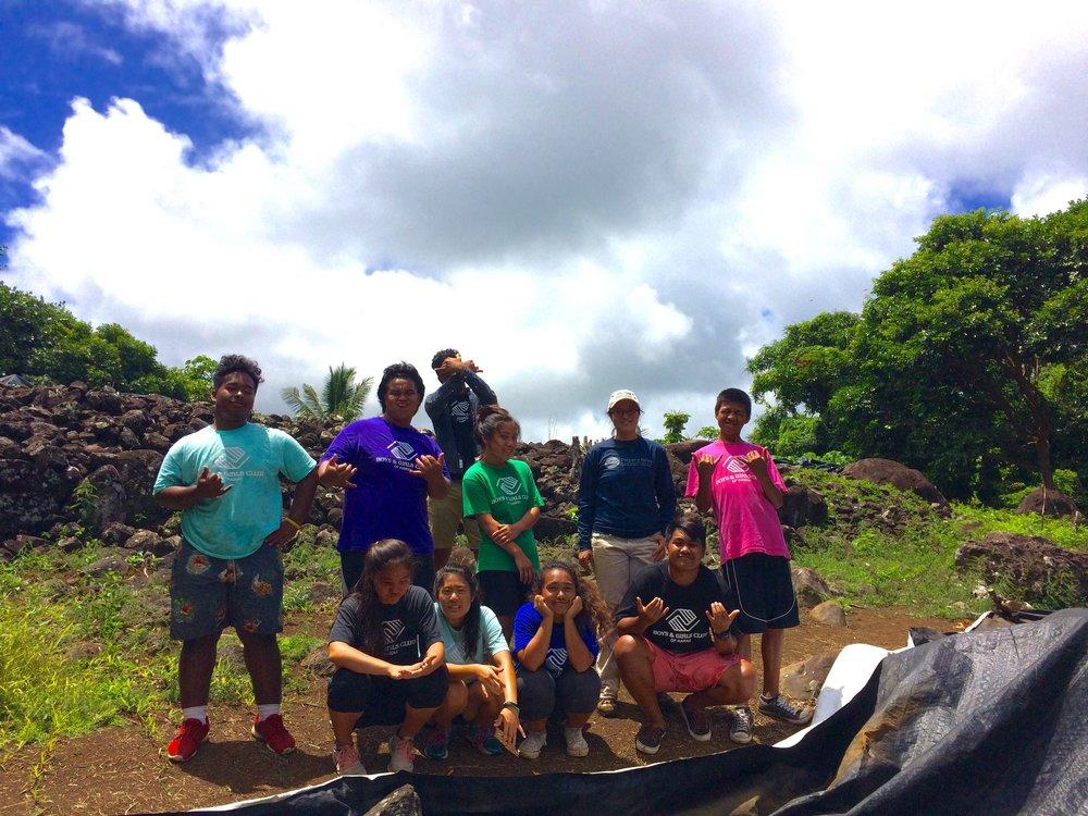 Boys and Girls Club, Maunawila, Oahu.JPG