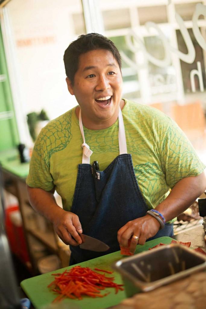 Featuring Chef Mark Noguchi
