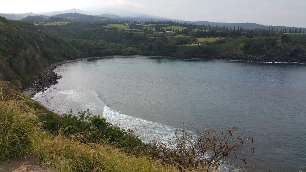 Honolua Bay/Lipoa Point