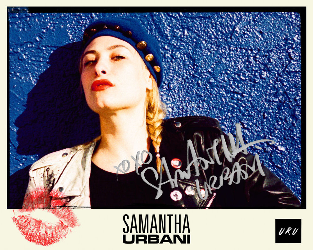 "The Fader July 2017  Samantha Urbani Announces  Policies Of Power  EP And Shares The Stellar ""Hints & Implications""   Stereoboard July 2017 Samantha Urbani Posts New Track And Details Of 'Policies Of Power' EP  Jezebel July 2017  Y/N: Samantha Urbani Goes '80s, Jagged Edge Goes Autotune, Lana Del Rey Goes Political"