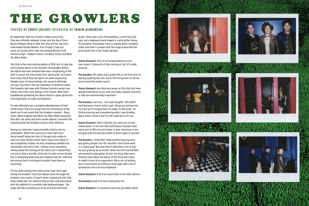 Altcitizen 2017  Interview: The Growlers