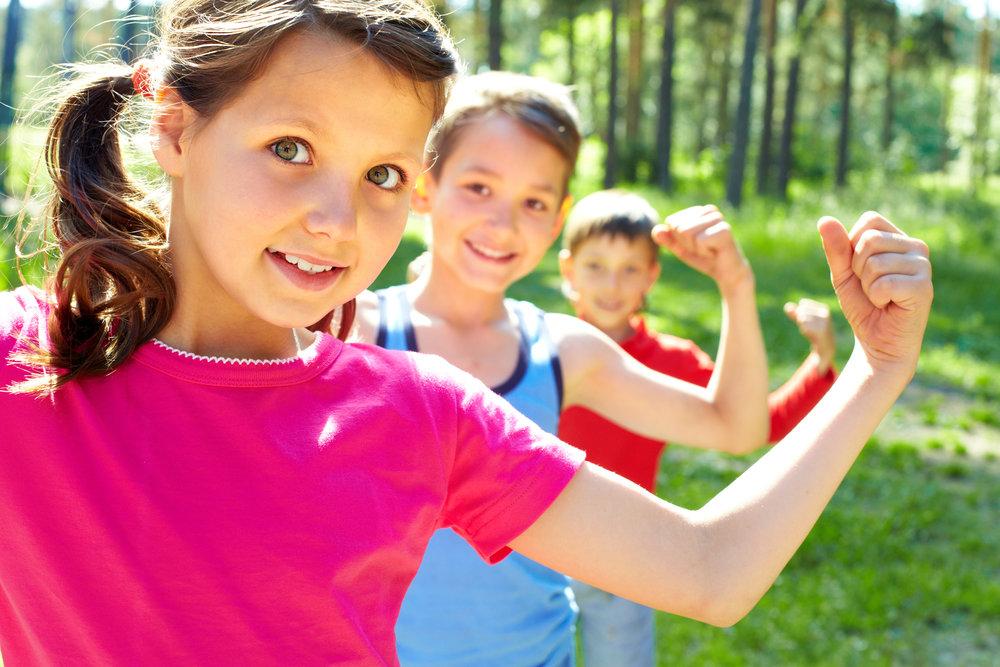 Back to School Kids Yoga Camp -