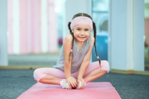 Kids Yoga (5-8 yr olds) Saturday, August 12 @ 11:00AM. Click to enroll.
