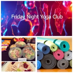 FRIDAY NIGHT KIDS YOGA CLUB: FRIDAY, 8/11 @ 6PM