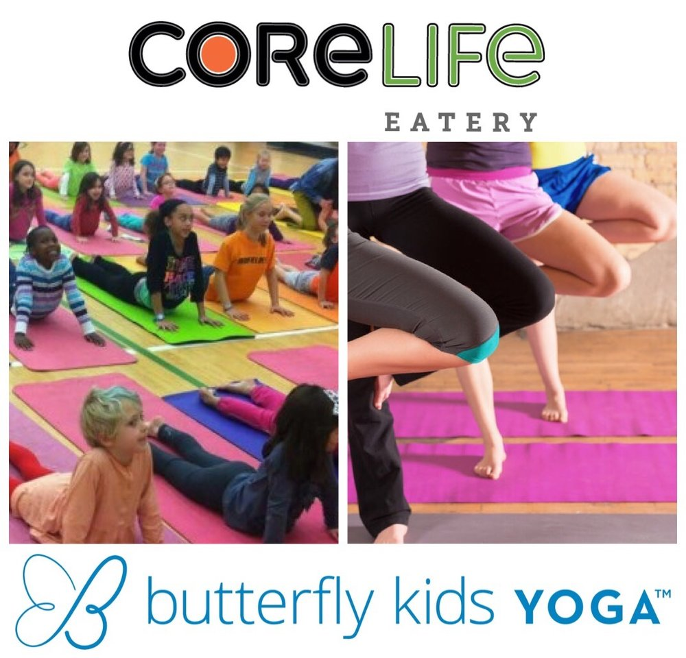 CoreLife Eatery ROC Yoga Feast 2.0 -