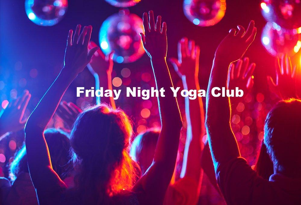 February Yoga Club -