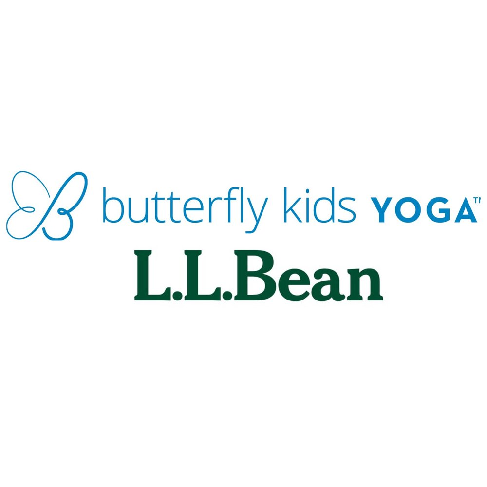 Kids Yoga + LL Bean Shopping & Giveaway -