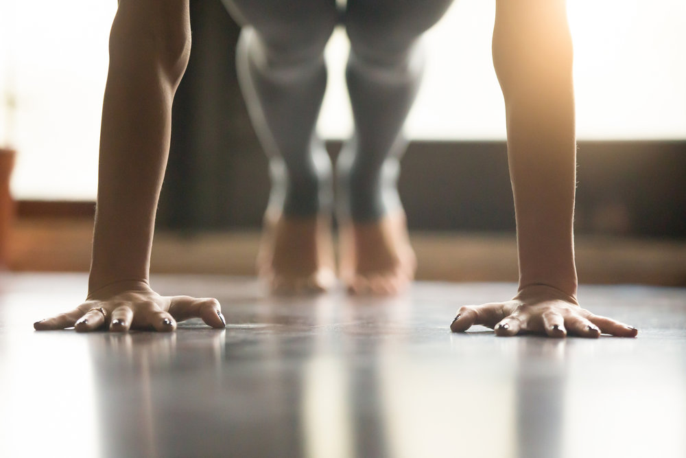 Yoga for Athletes - (Weekly classes or private team sessions)