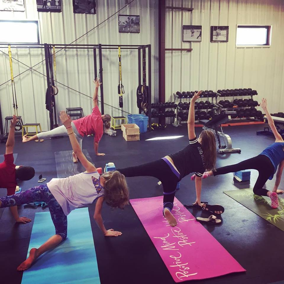 Yoga for Athletes - Sunday, 10/21. Ages 8-13 @ 4pm: Enroll here. Adult/Teen @ 5pm: Enroll here.