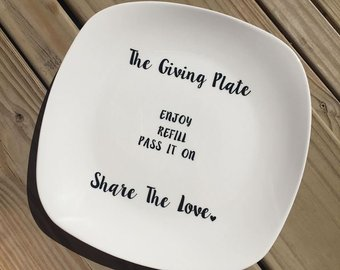 12/15 YOGA + CREATE A GIVING PLATE WORKSHOP -