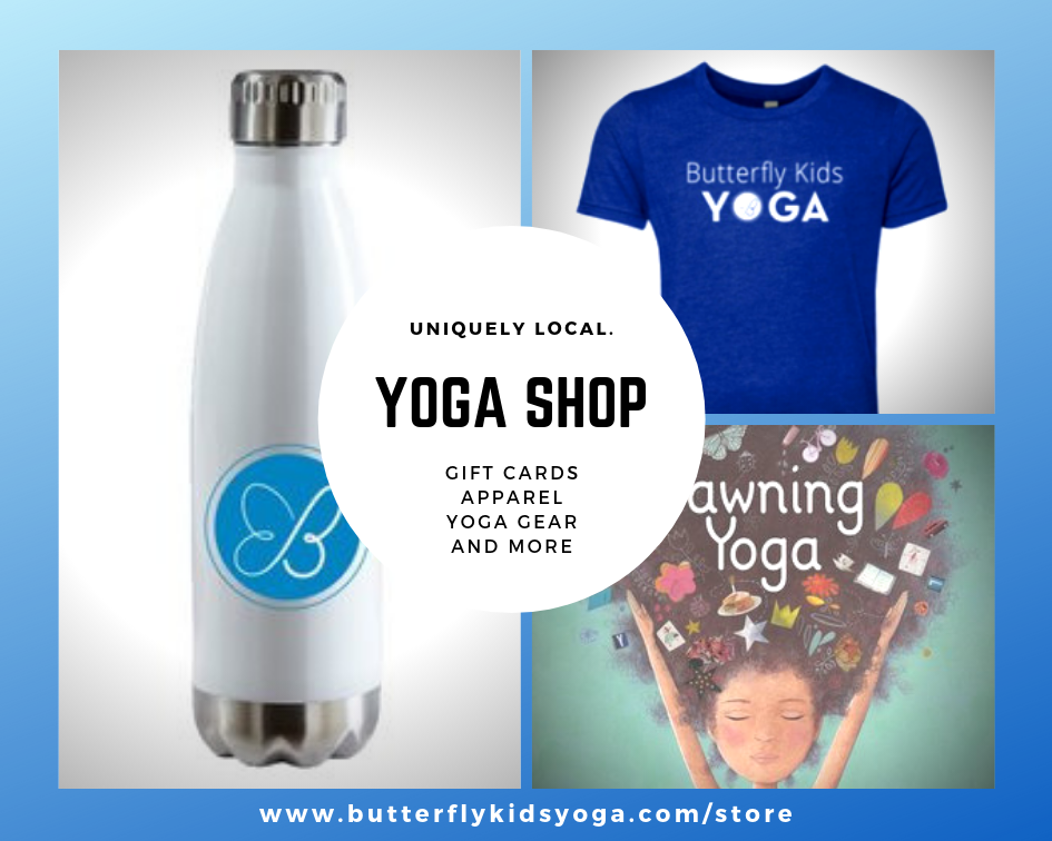 BUTTERFLY KIDS YOGA SHOP -