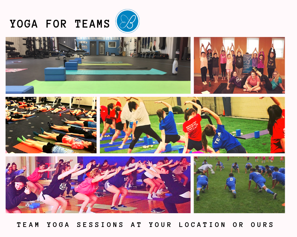 YOGA FOR TEAMS -
