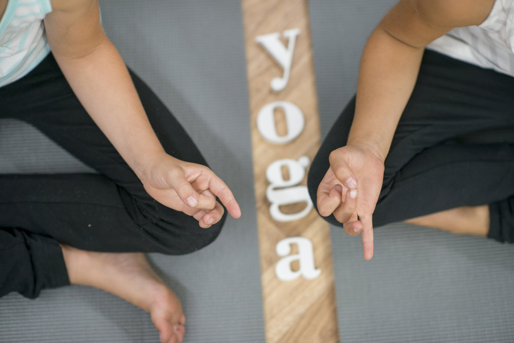 YOGA FOR YOU. YOGA FOR YOUR KIDS.Tuesday, 2/12Parallel adult and kids yoga classes6:00PM -
