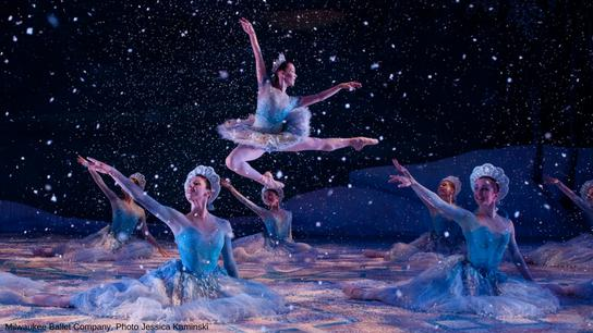 The Milwaukee Ballet's The Nutcracker at the Marcus Center for the Performing Arts