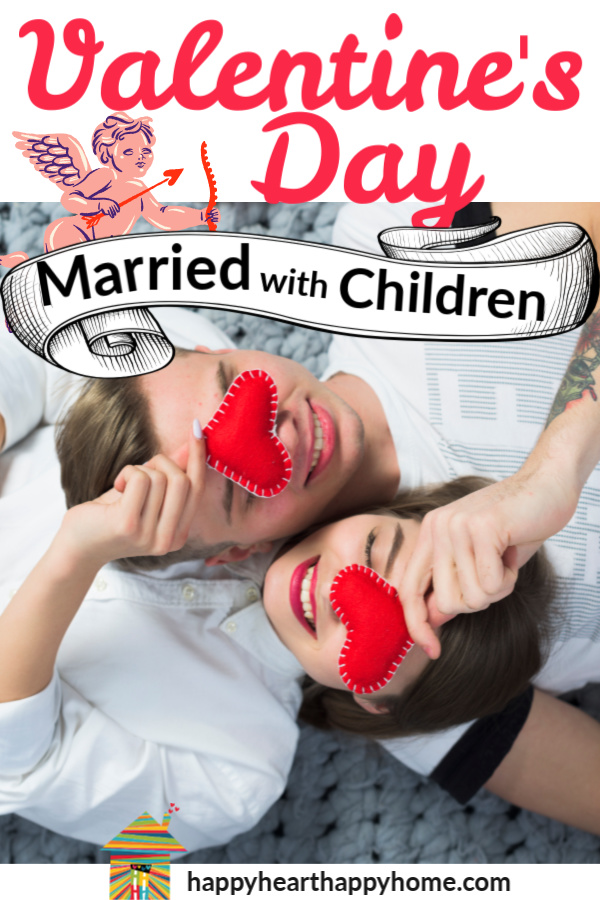 If you're married with children, celebrating Valentine's Day is probably a little different than when you were two starry-eyed lovers embarking on a budding romance. But it doesn't mean that Valentine's Day is any less sweet! >> http://www.happyhearthappyhome.com/blog/2019/1/25/married-with-children-valentines-day