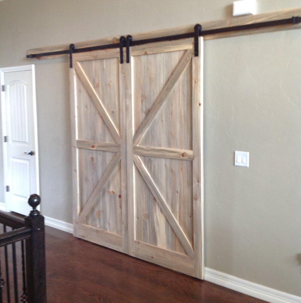 Barn Doors — Rustic Custom Designs